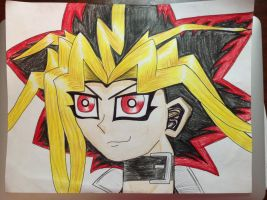 Colored Yami... by sdcu