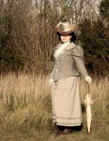 1898 - 1901 outfit 2 by debellespoupees