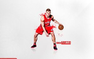 Blake Griffin Wallpaper by rhurst