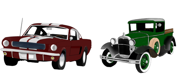 Ford Classics by miseri6