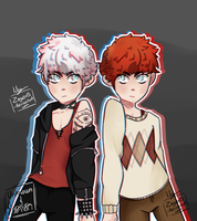 Unknown - Saeran by Zager15