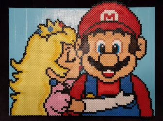 Lucky Mario by DuctileCreations