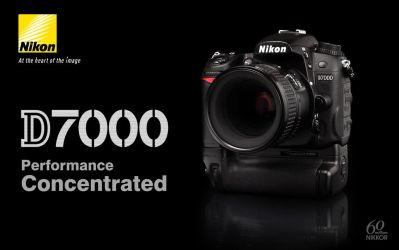 Nikon D7000 wallpapers by NorthBlue