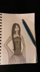Izzy Lightwood concept 1 by mdg2008