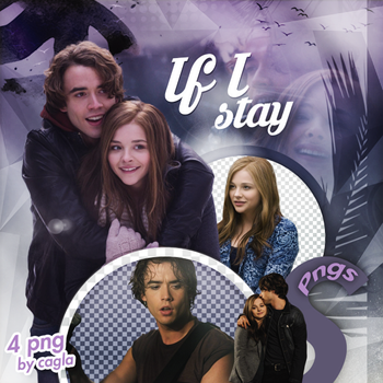 If I Stay PNG Pack by Katycatcgl