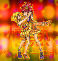 Aikatsu! AkariGen Week 2 - Favorite Unit by CandySkitty