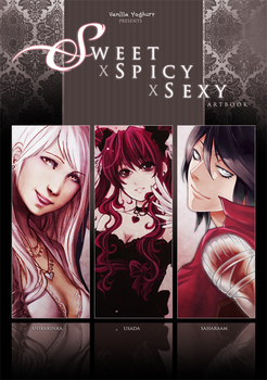 SWEET x SPICY x SEXY Artbook by Red-Priest-Usada