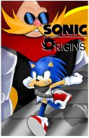 Sonic Origins Cover and Contest (Read Description) by ChaosWhite180