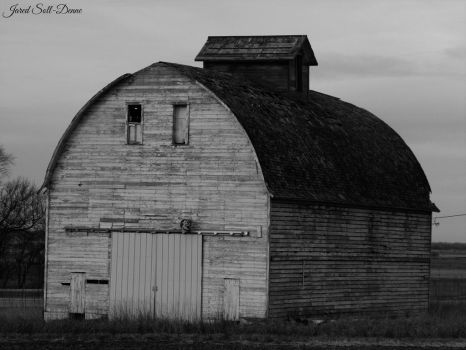 Old Barn by Soll-DenneGallery