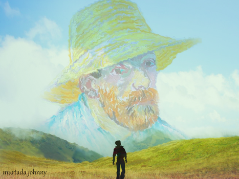 Van Gogh by Morteze