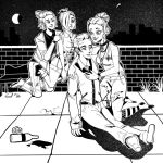 The Gang's All Here by polyatomic-irony