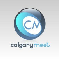 calgarymeet logo by blue2x