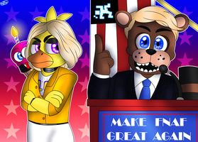 MAKE FNAF GREAT AGAIN by FNaF2FAN