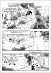 HERO FIGHTER Origins SCENE 1 PAGE 1 by WadeVezecha