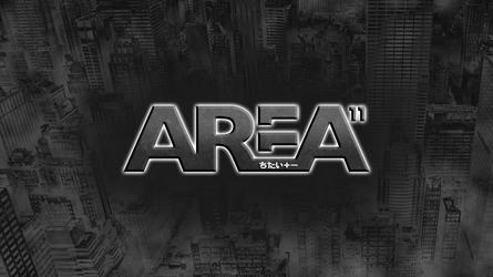 Area 11 Wallpaper - Black Version by AgryX