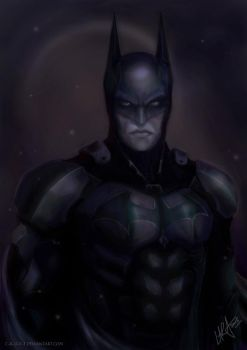 Batman Arkham Knight by c-r-o-f-t