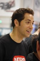 Zachary Levi by LKEPhotography