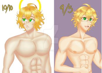 coloring improvement!!! by Shafawa
