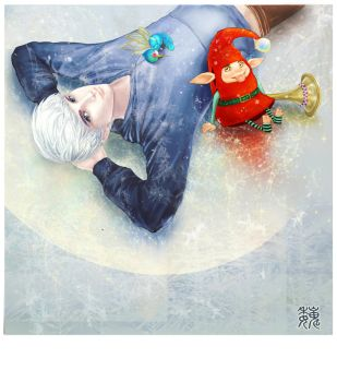 Jack Frost by singalongsong