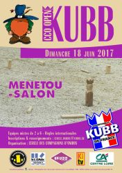 Affiche Kubb Sponsors 2017 by Nicoyas