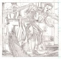 Panel from 'The Frightener' 3 by The-Real-NComics