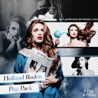 Holland Roden Png Pack by MelPerfection