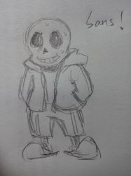 Sans by amberday