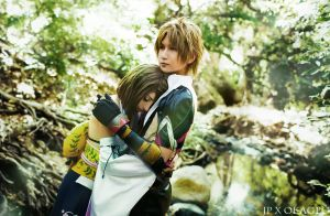 Final Fantasy X by okageo