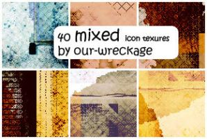 another lot of icon textures by skythecat