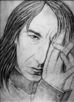 severus snape by witchitar
