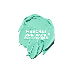 PACK PNG Manchas by CottonCandyTime