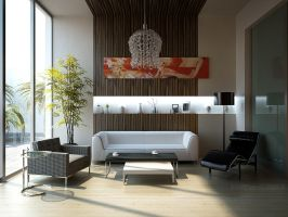 siiting room by Neellss