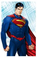 The Man of Steel by DaggerPoint