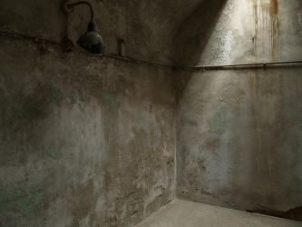 Eastern State Penitentiary 14 by Dracoart-Stock