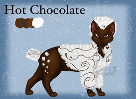 AFRO CAT ADOPT: Hot Chocolate [Closed] by ChocolateQuill