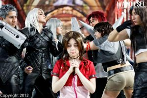 Final Fantasy VII ADVENT CHILDREN by PrisCosplay