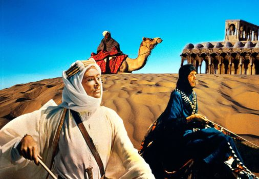 Lawrence of Arabia by ashventure