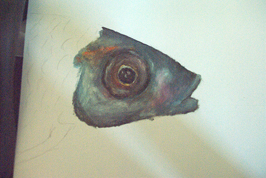 Fish painting (Work in progress) by Dreaded-Sunny-Day