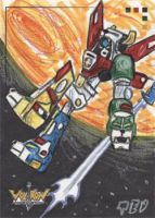 Voltron 1 by tdastick