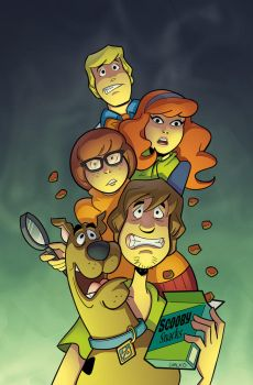 Scooby Doo - Zoinks! by BillWalko