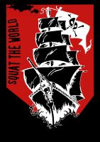 Pirate ship by sabotage-the-system