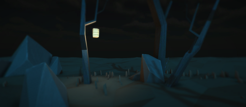Low poly game by lithium-sound