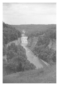 2017-293 Letchworth falls from Inspiration Point V by pearwood