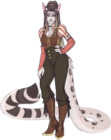 Premade Character Auction - Sold by danielleclaire