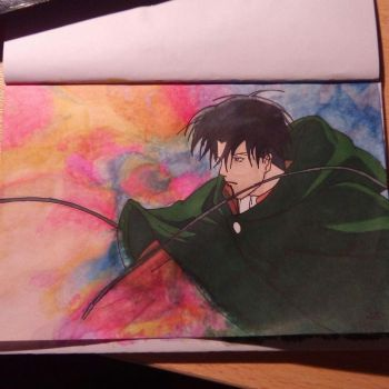 Colorful Levi by Devil-of-the-Moon