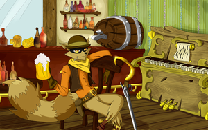 Tennessee, drinking by Mauriko