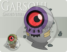 Fake Pokemon - Garsoul
