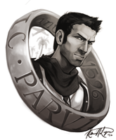 Nathan Drake by NoSafeHaven