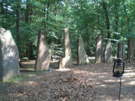 Standing Stones 2 by steward