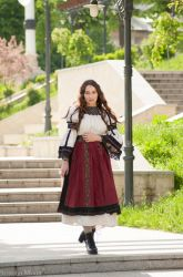 Stock reference -  traditional costume from Cluj 2 by simonamoonstock